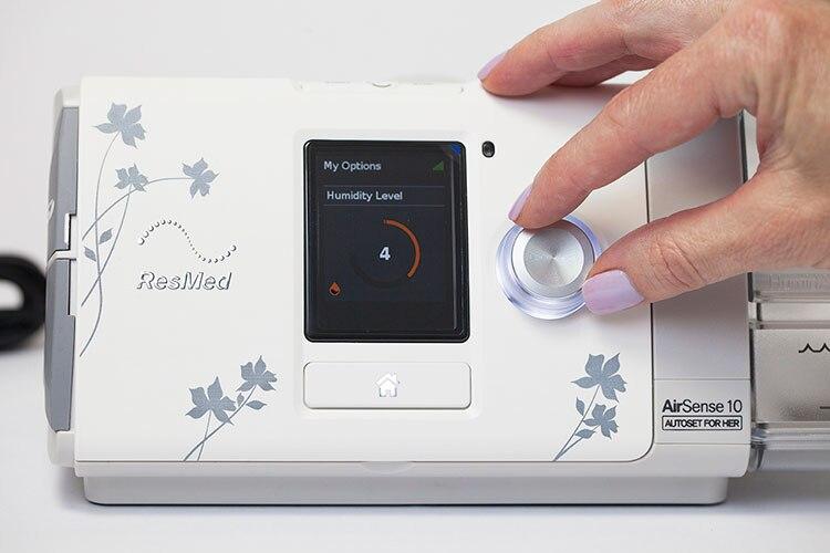 Manual Mode Know Your Cpap Humidifier Sleep Apnea