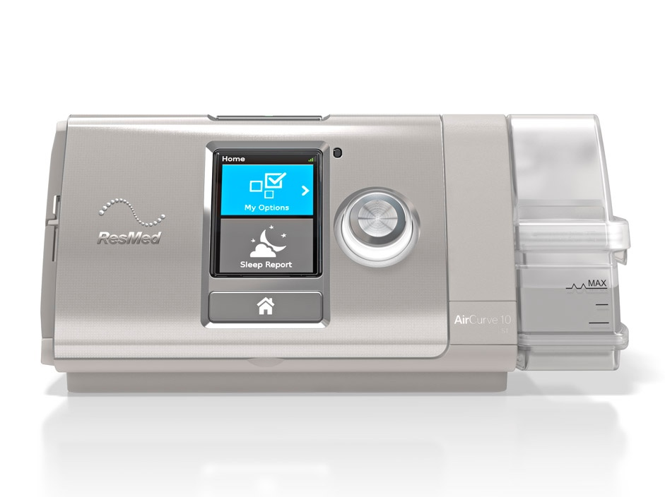 Res Med Water Chamber Heated Humidifier for AirSense 10 and AirCurve 10